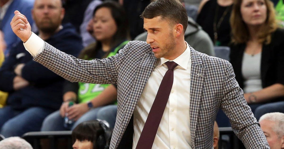 Timberwolves to hire Ryan Saunders as permanent head coach