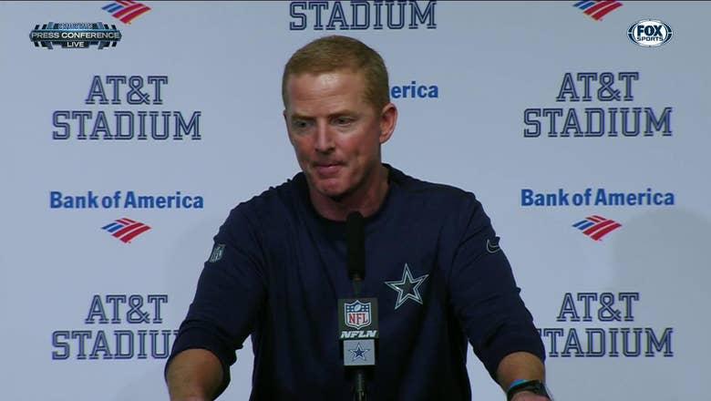 Jason Garrett on Allen Hurns's injury vs. Seahawks | Cowboys Press Conference