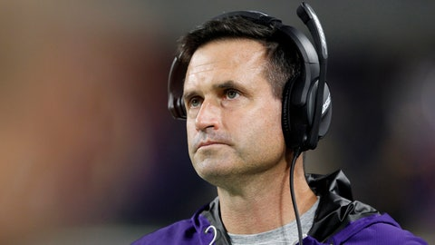 <p>               FILE- In this Dec. 1, 2016, file photo, Minnesota Vikings interim head coach Mike Priefer watches from the sideline during the second half of an NFL football game against Dallas Cowboys in Minneapolis. Former Vikings assistant Priefer will handle special teams for new Cleveland Browns coach Freddie Kitchens. Priefer, who was suspended three games by Minnesota in 2014 for an insensitive remark, released a statement Friday, Jan. 11, 2019, saying he is coming to Cleveland. (AP Photo/Andy Clayton-King, File)             </p>