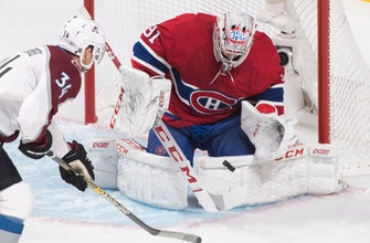 Price stops 28 shots, Canadiens beat Avalanche 3-0