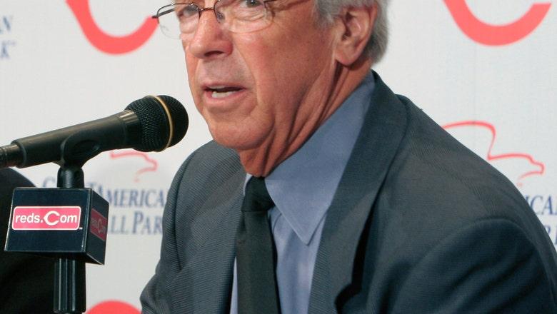 Reds broadcaster Marty Brennaman will retire after 2019