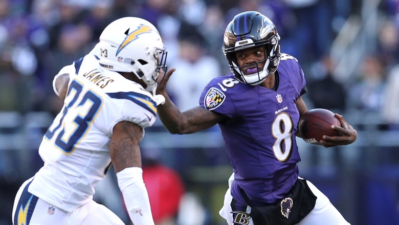 Skip Bayless: Lamar Jackson deserves credit despite the Ravens' playoff loss to Chargers