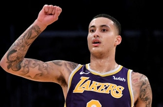73a1ac99123 Chris Broussard has praise for Kyle Kuzma and the Lakers  performance  without LeBron James FOX Sports - 11 13 AM ET January 10
