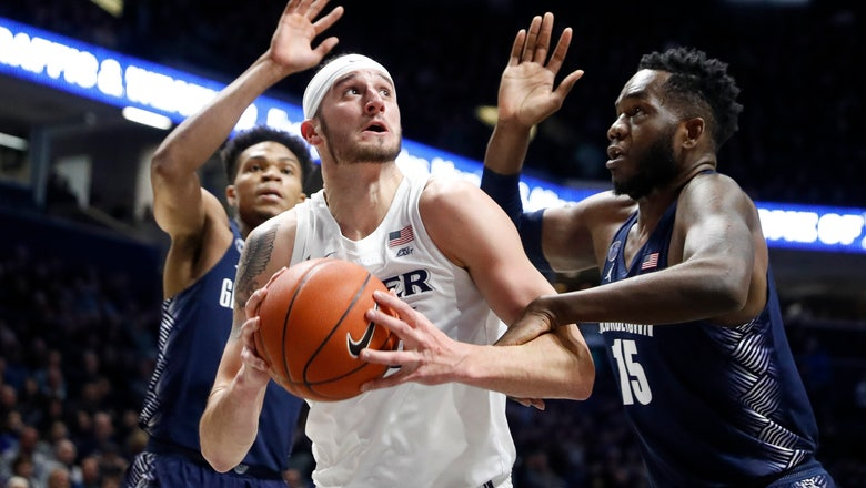 Down by 17, Xavier rallies for 81-75 win over Georgetown