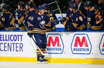 Skinner scores 29th, Sabres get 5 in 2nd to beat Devils 5-1