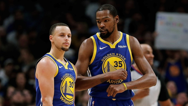 Marcellus Wiley thinks the Warriors 'intentionally' sent a message in their 142-111 win vs Nuggets