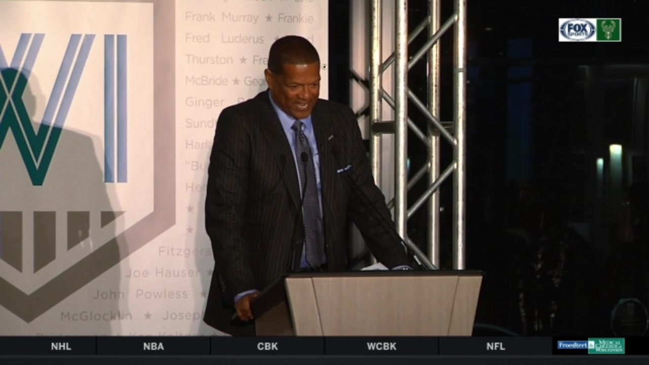 Former Bucks star Marques Johnson named to Wisconsin Athletic Hall of Fame