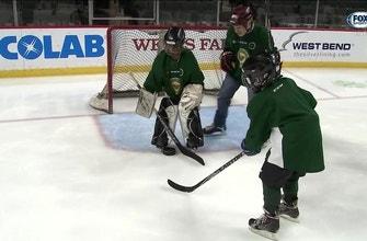 HDM 2019: Inside MN Special Hockey's brand new blind hockey program