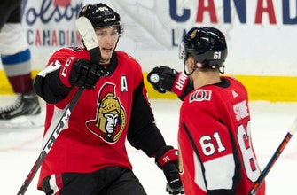 Duchene lifts Sens over Avs in first game vs Colorado