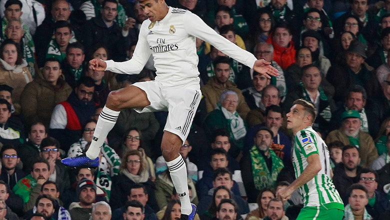 Ceballos late goal saves Madrid from another slip in Spain