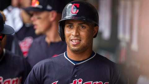 <p>               FILE - In this Aug. 1, 2018, file photo, Cleveland Indians' Leonys Martin celebrates his run against the Minnesota Twins in the ninth inning of a baseball game in Minneapolis. Martin feels blessed to be alive after recovering from a life-threatening bacterial infection last summer. He spoke to the media Friday, Jan. 11, 2019, for the first time since the health scare. (AP Photo/Bruce Kluckhohn, File)             </p>