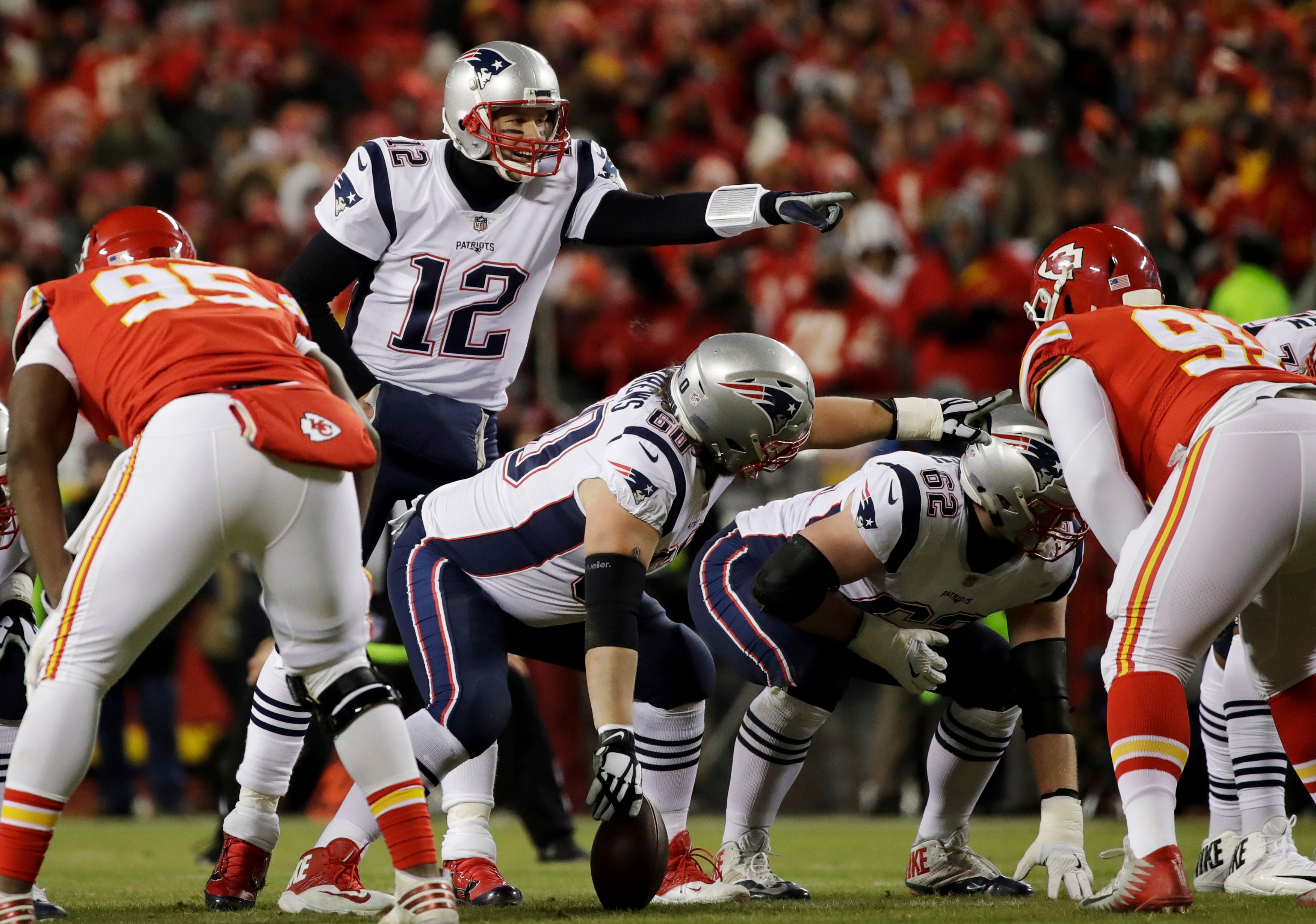 d9d20535 Offensive lines key in Super Bowl for both Rams and Patriots   FOX ...