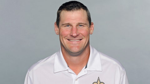 <p>               FILE - This is a 2016 file photo showing Dan Campbell of the New Orleans Saints NFL football team. The Browns took their coaching search on the road and interviewed tight ends coach Campbell. The 42-year-old Campbell met Friday, Jan. 4, 2019, with Browns general manager John Dorsey and other members of Cleveland's committee while the Saints practiced during their bye week in the NFL playoffs. (AP Photo/File)             </p>