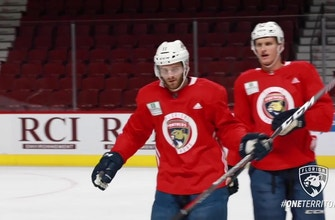 Morning Skate Report: Panthers focused on themselves as road trip comes to close