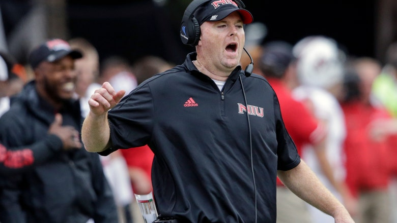 AP source: Temple hires Carey from N. Illinois as coach