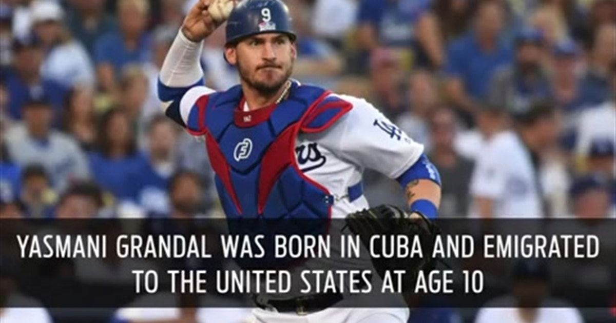 Digital Extra: Get to know new Brewers catcher Yasmani Grandal