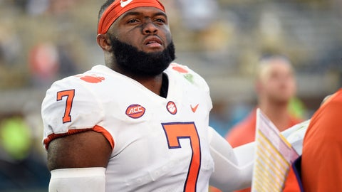 <p>               FILE - In this Sept. 22, 2018, file photo, Clemson defensive end Austin Bryant (7) is seen after an NCAA college football game against Georgia Tech, in Atlanta. Clemson players and coaches continue to remind themselves of last year's disappointing College Football Playoff semifinal loss to Alabama. Clips of the 24-6 Sugar Bowl loss to Alabama are played on the large screen at the team's indoor practice facility as the Tigers have used the defeat as motivation throughout their undefeated, 14-0 season. Now they will have their shot at redemption when they square off once again with the Crimson Tide in Monday's championship game. (AP Photo/Jon Barash, File)             </p>