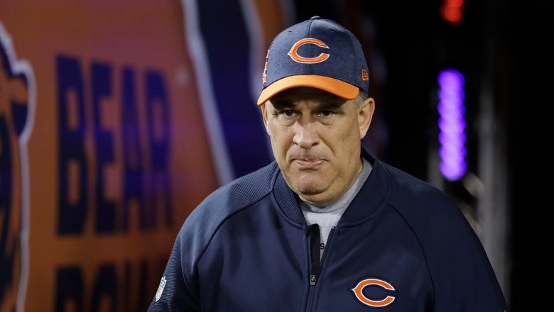 AP source: Broncos pick Vic Fangio as new head coach