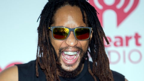 """<p>               FILE - In this Sept. 20, 2014, file photo, Lil Jon arrives at the iHeart Radio Music Festival at The MGM Grand Garden Arena in Las Vegas. Lil Jon says he understands Maroon 5's decision to cancel its news conference to discuss the band's Super Bowl halftime performance with reporters. Maroon 5, with frontman Adam Levine, was supposed to speak with the media Thursday, Jan. 31, 2019, to promote their Super Bowl 53 appearance, but decided to cancel and let their """"show do the talking.""""  (Photo by Andrew Estey/Invision/AP, File)             </p>"""
