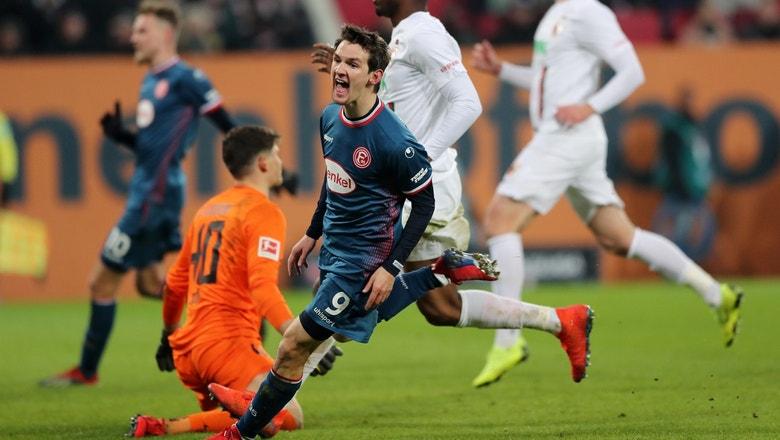 FC Augsburg vs. Fortuna Dusseldorf   2018-2019 Bundesliga Highlights