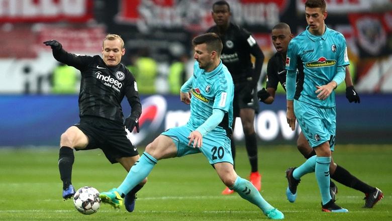 Eintracht Frankfurt vs. SC Freiburg | 2018-2019 Bundesliga Highlights