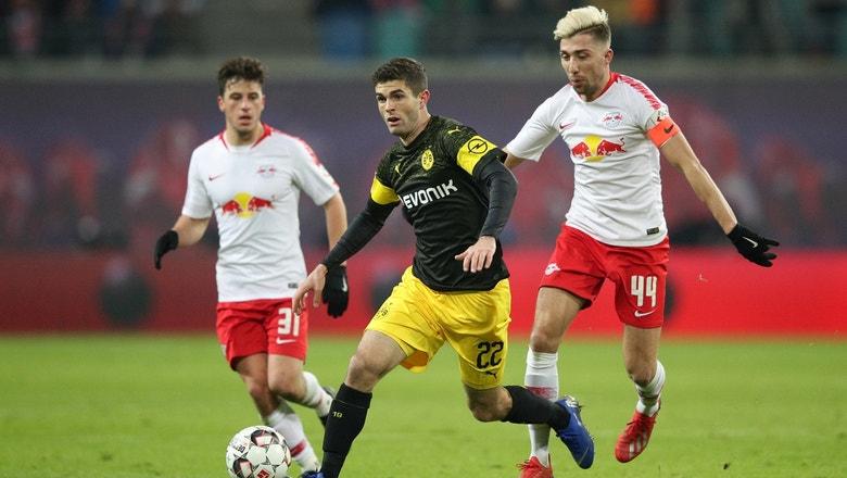 Amerikaner Abroad Matchday 18   2018-19 Bundesliga Season