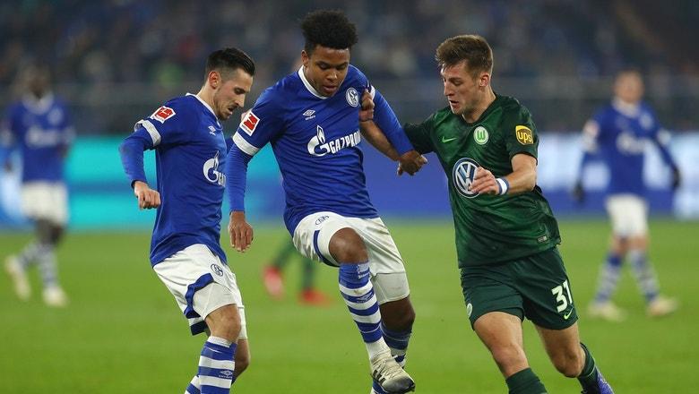 FC Schalke 04 vs. VfL Wolfsburg | 2018-2019 Bundesliga Highlights