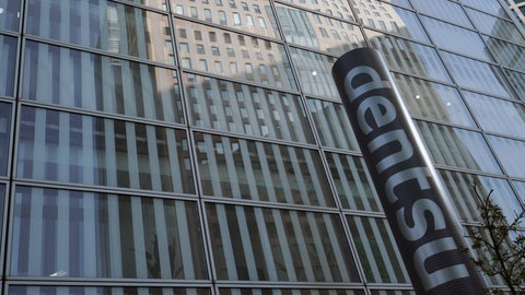 <p>               The headquarters of Japanese advertising company Dentsu Inc. is seen in Tokyo Wednesday, Jan. 23, 2019. One of Japan's most powerful companies, the giant agency Dentsu Inc. is part of an investigation into alleged vote-buying connected with landing the 2020 Olympics for Tokyo. (AP Photo/Eugene Hoshiko)             </p>