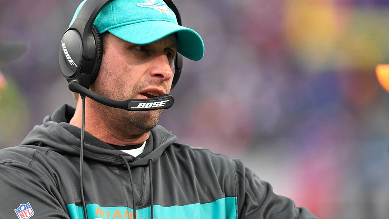 Jets make it official, hire former Dolphins coach Adam Gase