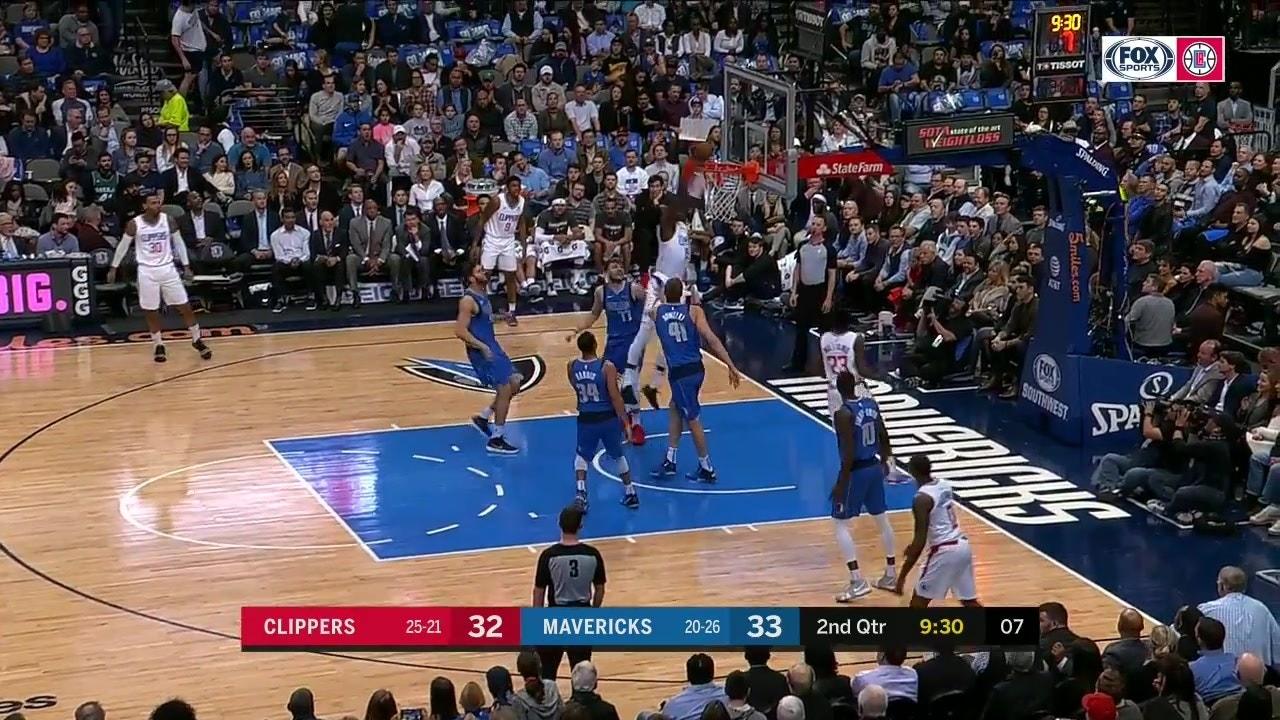 Highlights La Clippers Come Up Short Vs Mavericks 106 98