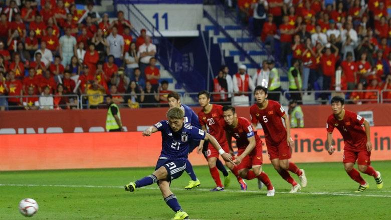 Japan beats Vietnam 1-0 to reach semifinals of Asian Cup