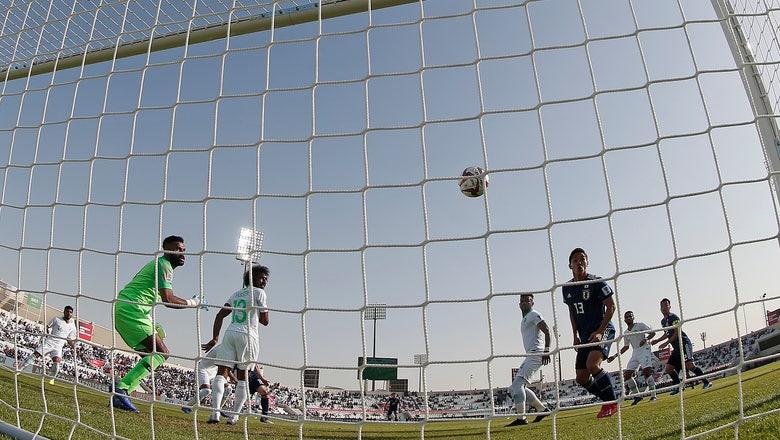 Japan tops Saudi Arabia 1-0 to reach Asian Cup quarterfinals