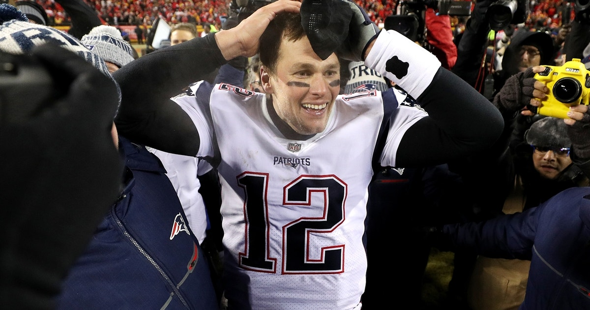 ed14b77a4 Colin Cowherd credits the Patriots  win to being  sharper
