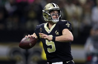 Colin Cowherd believes another Super Bowl win would firmly cement Drew Brees among all-time greats