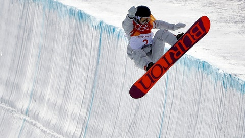<p>               FILE - In this Feb. 12, 2018, file photo, Kelly Clark competes in the women's halfpipe qualifying at Phoenix Snow Park at the Winter Olympics in Pyeongchang, South Korea. Though she's saying goodbye to competition, Clark will remained involved in the sport, mainly through Burton, the snowboard maker that has backed her career through thick and thin. She's designed an environmentally friendly snowboard for women called The Rise that will go into limited production. (AP Photo/Gregory Bull, File)             </p>