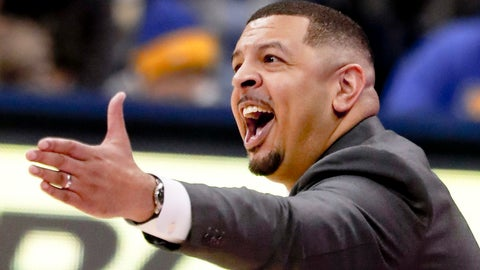 <p>               FILE - In this Dec. 29, 2018, file photo, Pittsburgh head coach Jeff Capel yells to his team as they play against Colgate during the second half of an NCAA college basketball game, in Pittsburgh. So far, in his first-year at Pitt, Capel has brought renewed energy to the program. The real challenge, however, begins on Saturday as the Panthers open ACC play against North Carolina.(AP Photo/Keith Srakocic, File)             </p>