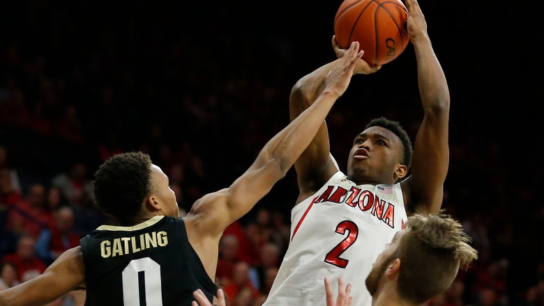 Arizona opens Pac-12 play with 64-56 win over Colorado