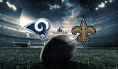 Rams at Saints