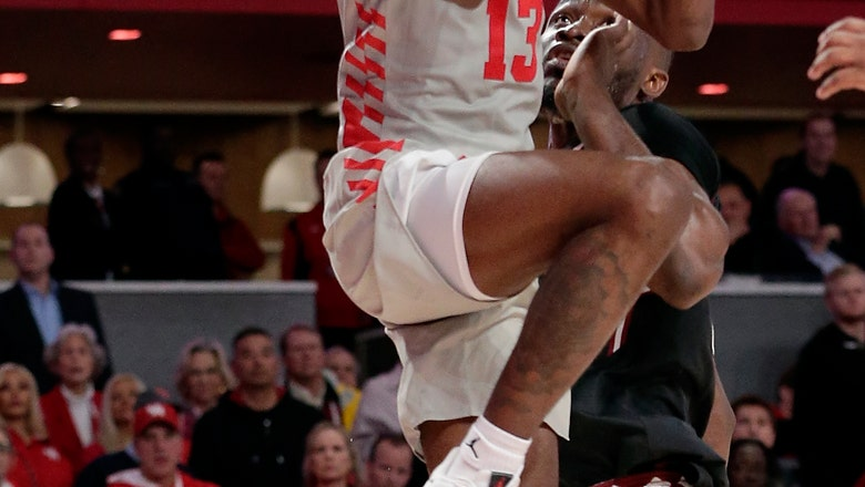 No. 13 Houston beats Temple 73-66 to avenge lone loss