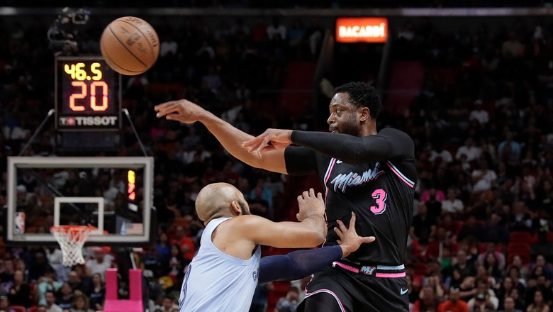 All-Star vote process meant to stop Zaza may stop Wade again