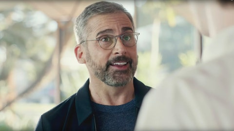 <p>               This screen grab from video provided by PepsiCo shows an image from the company's 2019 Super Bowl NFL football spot featuring Steve Carell. Star power abounds in this year's Super Bowl ads. (PepsiCo via AP)             </p>