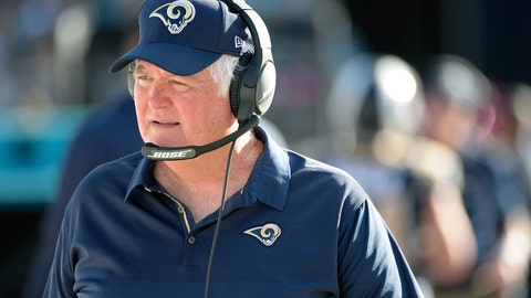 <p>               FILE - In this Oct. 15, 2017, file photo, Los Angeles Rams defensive coordinator Wade Phillips watches from the sideline during the first half of an NFL football game against the Jacksonville Jaguars in Jacksonville, Fla. The 71-year-old mastermind defensive coordinator with the millennial boss is quoting Drake and Future, pretending to be good at Fortnite, and altogether making the most of his second Super Bowl in four years after going just once his first four NFL decades. (AP Photo/Phelan M. Ebenhack, File)             </p>