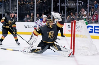 Golden Knights beat Rangers 4-2 for 7th straight victory
