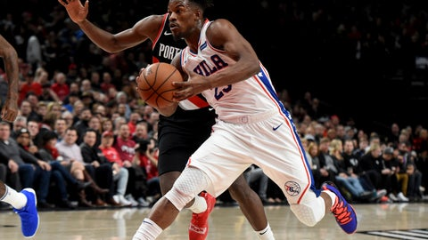 Butler 'aggressively' challenges 76ers coach Brown
