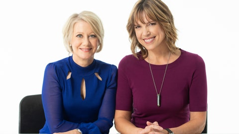 <p>               This photo provided by Amazon shows Andrea Kremer, left, and Hannah Storm posing for a portrait at Pier 59 studios on Sept. 21, 2018, in New York. Hannah Storm and Andrea Kremer had so much fun in their first season calling NFL games on Amazon Prime that they are coming back for an encore. Amazon announced Thursday, Jan. 24, 2019,  that the veteran announcing duo will return next season to call the Thursday night package on Amazon's prime video service.  (Amazon via AP)             </p>