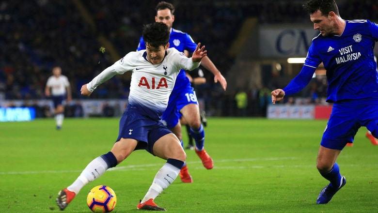 Son 'sad' and 'sorry' to be leaving Tottenham for Asian Cup