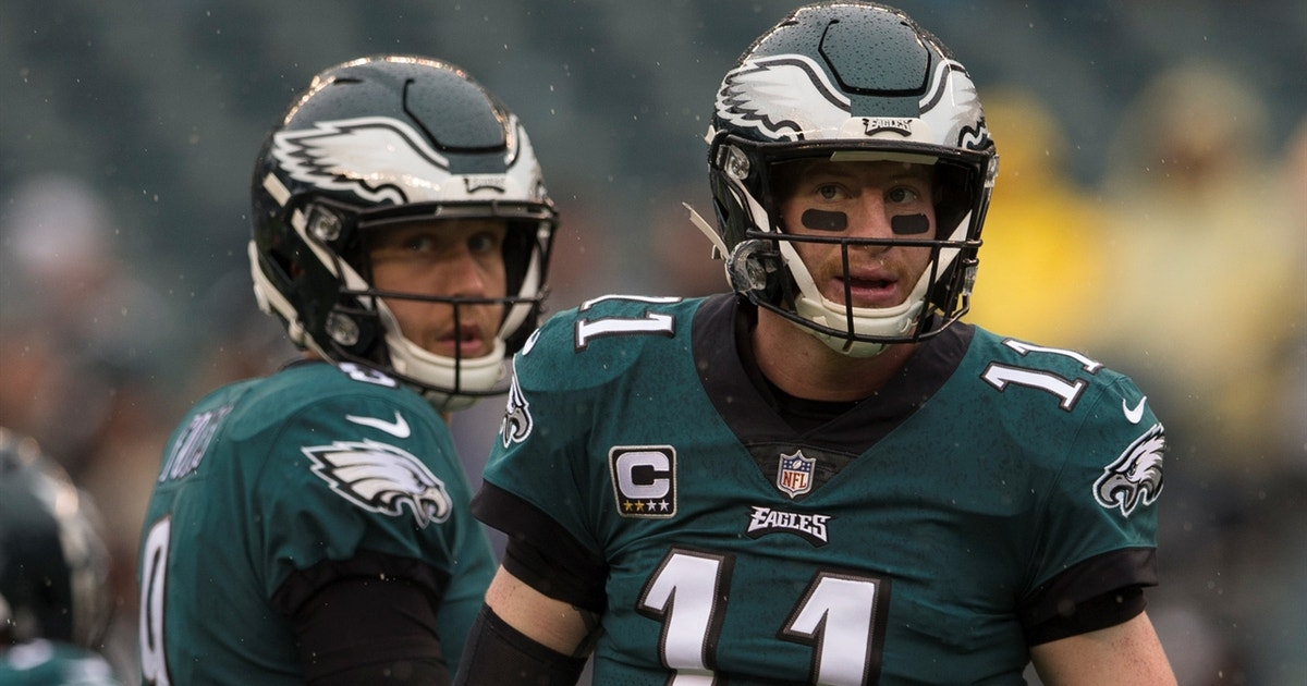 Colin Cowherd says he has finally solved the Nick Foles mystery