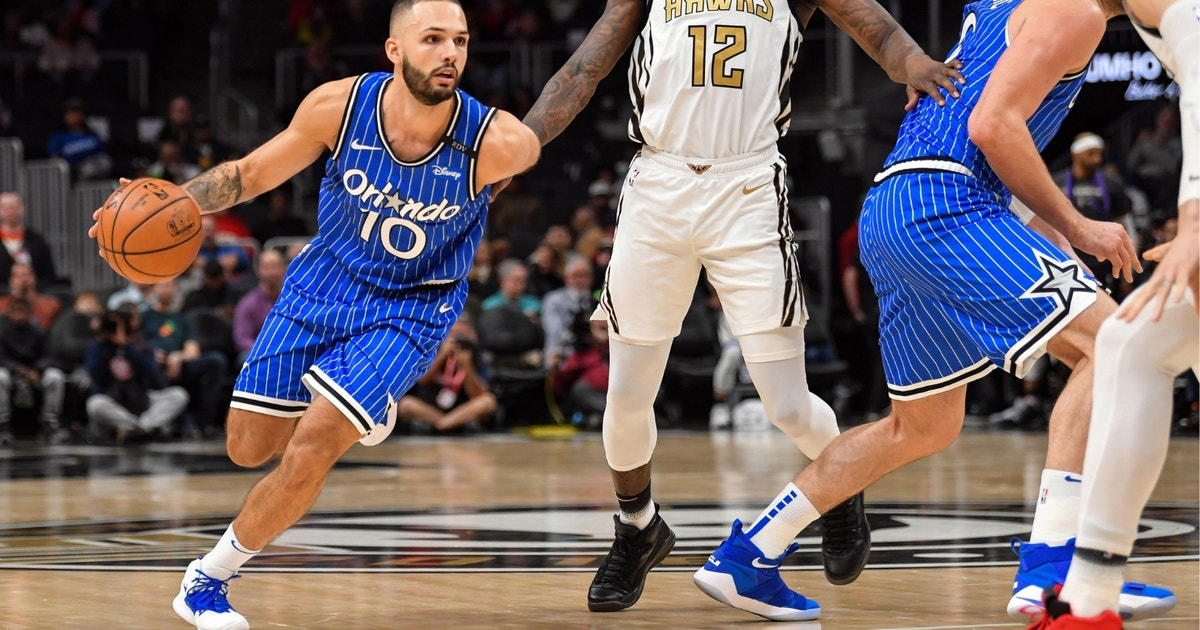 Orlando Magic 122 Atlanta Hawks 103