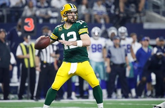 The last time the Cowboys were in the playoffs, Aaron Rodgers crushed their dreams with this game-winning drive