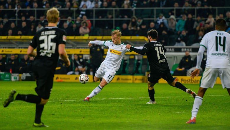 Mönchengladbach vs. FC Augsburg | 2019 Bundesliga Highlights
